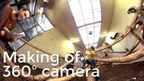 Making of 360 camera